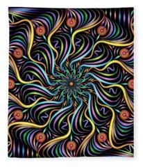 Solarium Fleece Blanket