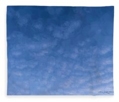 Solstice Dawn Fleece Blanket