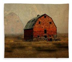 Soon To Be Forgotten Fleece Blanket