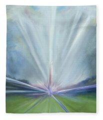 Soul Blastoff Fleece Blanket