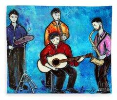 Soul Brothers Fleece Blanket