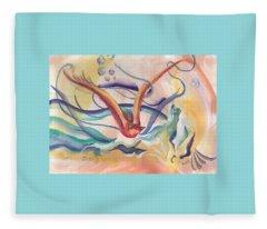 Soul Fleece Blanket