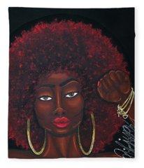 Soul Sista Fleece Blanket