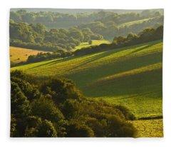 South Downs Fleece Blanket