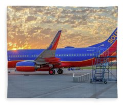 Southwest Airlines - The Winning Spirit Fleece Blanket