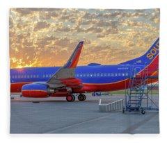 Southwest Airlines - The Winning Spirit Fleece Blanket