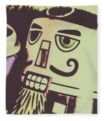 Souvenirs From Ussr Fleece Blanket