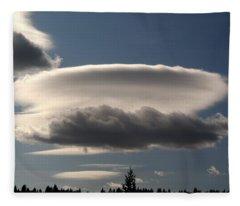 Spacecloud Fleece Blanket