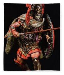 Spartan Hoplite - 05 Fleece Blanket