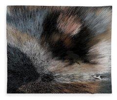 Speed Of Soul Keeper Fleece Blanket