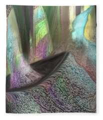 Spellbound Doris Fleece Blanket