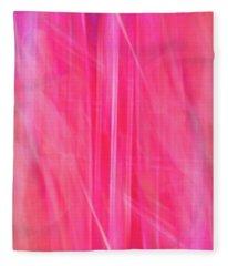 Spider Lily Mix Fleece Blanket