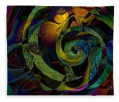 Spiralicious Fleece Blanket