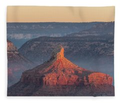 Spire Fleece Blanket