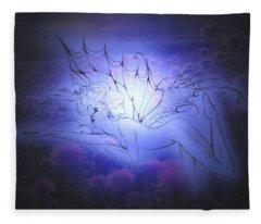 Spirit Fay Fleece Blanket
