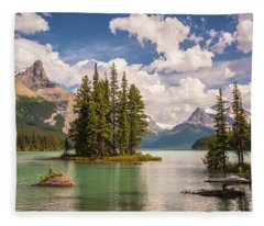 Spirit Island Fleece Blanket