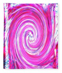 Spirit Of Joy Fleece Blanket