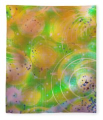Spirit Of Nature I I I Fleece Blanket