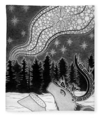 Spirit Of Wonder Fleece Blanket
