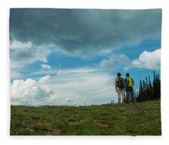 Splendid View Fleece Blanket