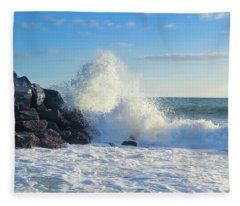 Splish Splash Fleece Blanket