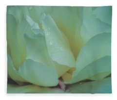 Spring Dreams Fleece Blanket