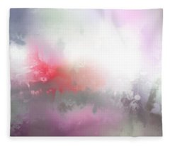 Spring II Fleece Blanket