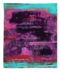 Art Print Square1 Fleece Blanket