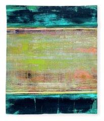 Art Print Square3 Fleece Blanket