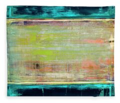 Art Print Square3 Fleece Blanket