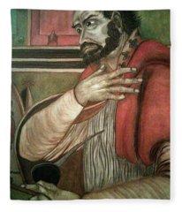 St. Augustine Fleece Blanket