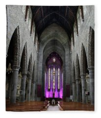 St. Mary's Cathedral, Killarney Ireland 1 Fleece Blanket