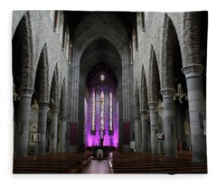 St. Mary's Cathedral, Killarney, Ireland 2 Fleece Blanket