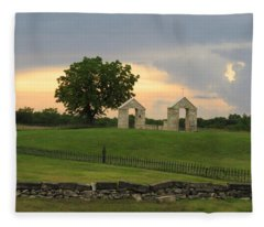 St. Patrick's Mission Church Memorial Fleece Blanket