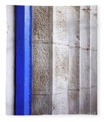 St. Sylvester's Doorway Fleece Blanket