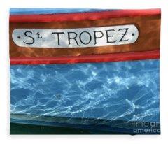 St. Tropez Fleece Blanket