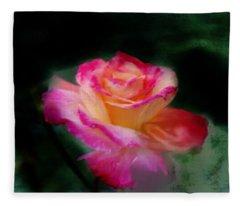 St. Valentine's Day  Fleece Blanket