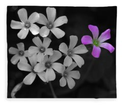 Stand Up Stand Out Fleece Blanket