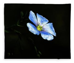 Standing Out Fleece Blanket