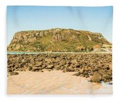 Stanley Seascape Fleece Blanket
