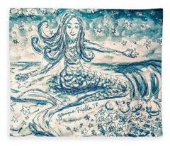 Star Bearer Mermaid Fleece Blanket