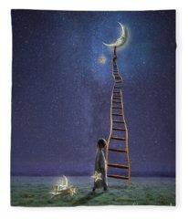 Star Keeper Fleece Blanket