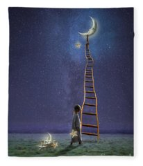 Star Keeper Fleece Blanket