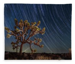 Star Spun Fleece Blanket