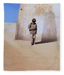 Star Wars Episode I - The Phantom Menace 1999 7 Fleece Blanket
