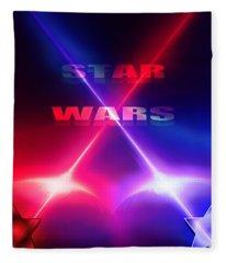 Star Wars Pop Fleece Blanket