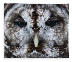 Staredown Fleece Blanket
