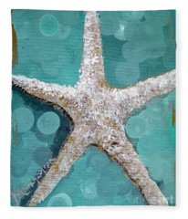 Starfish Goldie Fleece Blanket