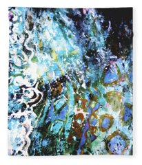 Starry Contribution 1 Fleece Blanket
