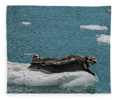 Staying Cool Fleece Blanket